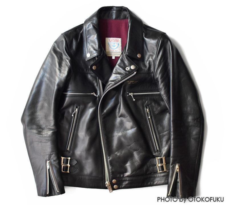 UNDERCOVER(アンダーカバー)ライダースジャケット UCA4201