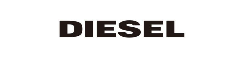 DIESEL(ディーゼル)のロゴ