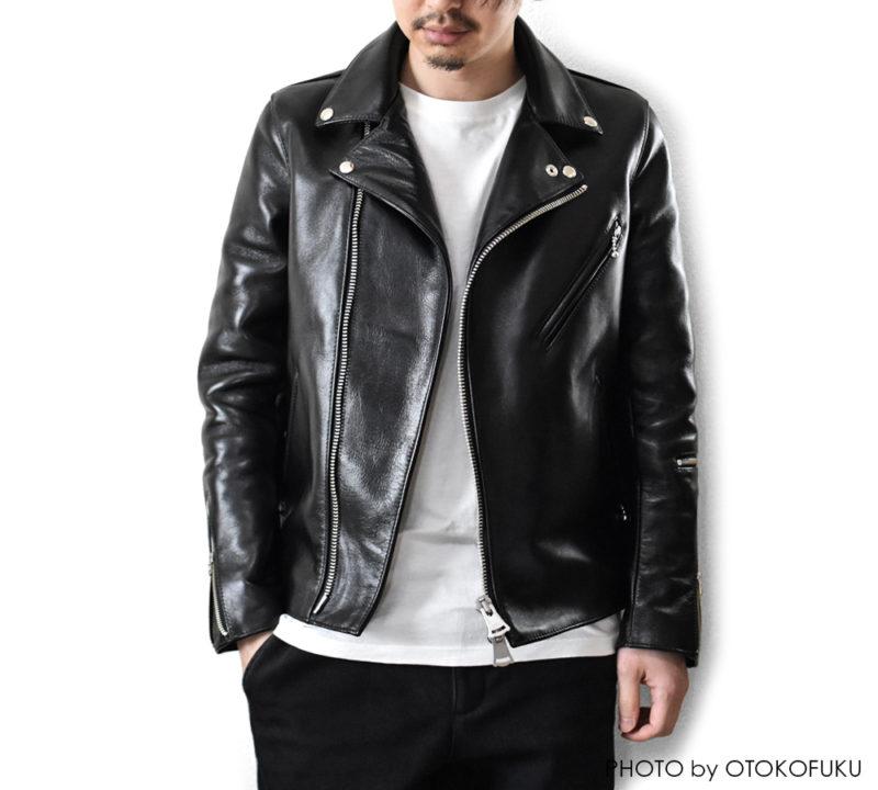 オーダーしたiade leatherのライダースジャケットをレビュー