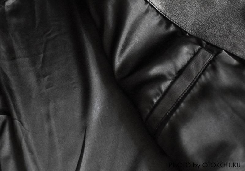 LIUGOO(リューグー)のライダースジャケット
