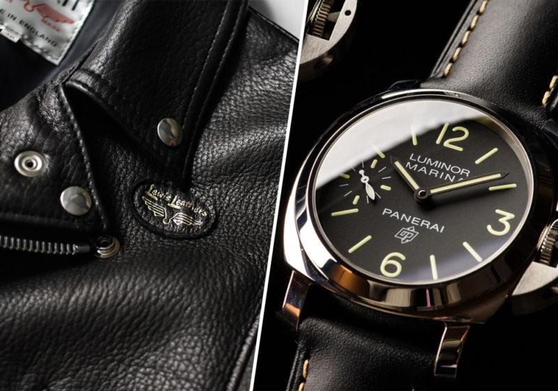 革ジャン好きが愛用する腕時計を調査してみた!
